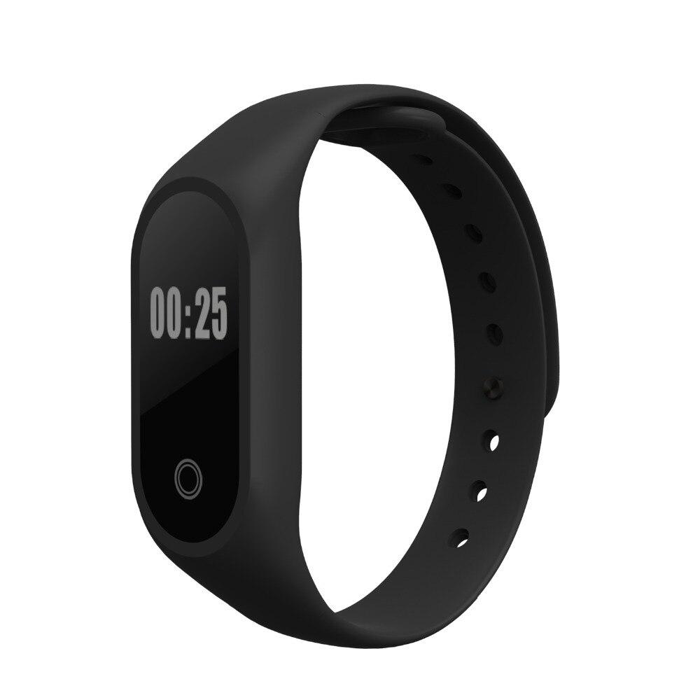 ZS88 Bluetooth 4 0 Waterproof Sport Bracelet font b SmartWatch b font Heart Rate Blood Oxygen