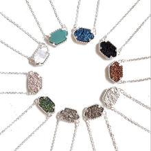 Yjx030 Маленькая подвеска ожерелье шикарная ручная работа эффектные