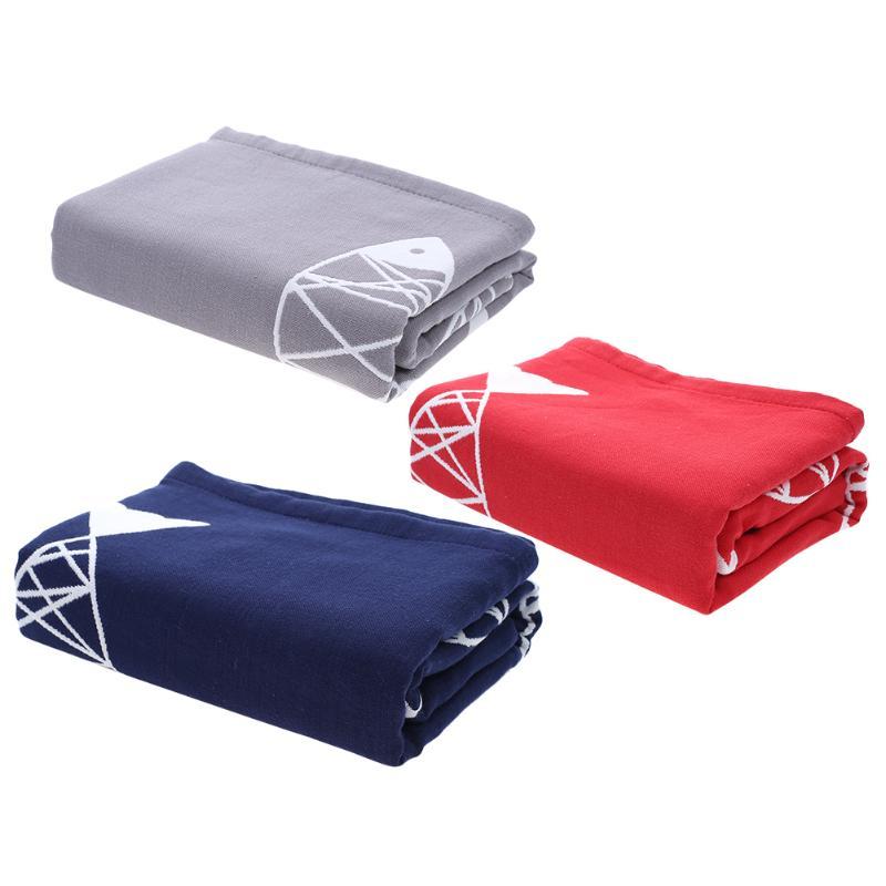 Baby Bath Towel Cotton Gauze Muslin Swaddling Towels Cotton Towel Children Quilt AbsorbingTowels Soft Washcloth 70*140cm elegant colorful stripe bohemia soft cotton towel