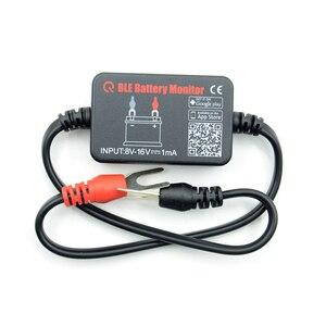 Image 5 - Probador de monitor de batería BM2, Bluetooth 4,0 de 12V, herramienta de diagnóstico para Android, IOS, iphone, analizador Digital, medición de batería