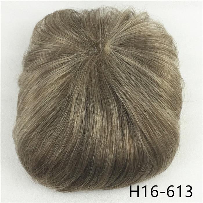 Сильная красота парик синтетические волосы парик выпадение волос топ кусок парики 36 цветов на выбор - Цвет: P16/613