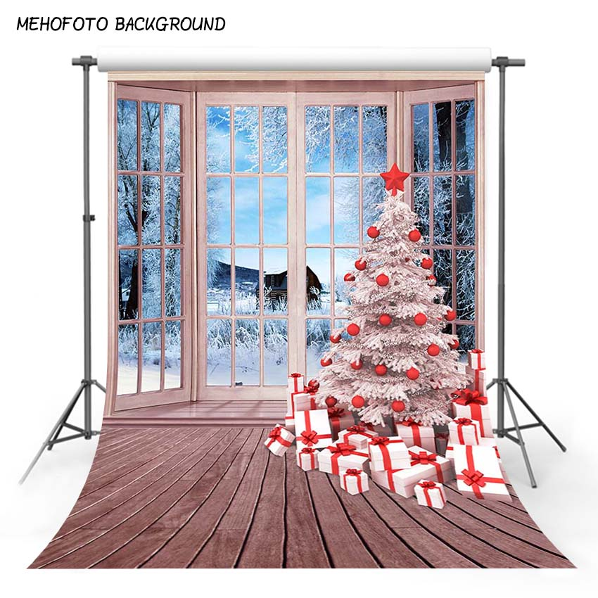 8x12ft Thin vinyl Christmas  photography backgrounds Computer Printed children Photography backdrops for Photo studio ST-140 thin vinyl photography cloth computer printed children photography backdrops christmas theme background for photo studio st 756