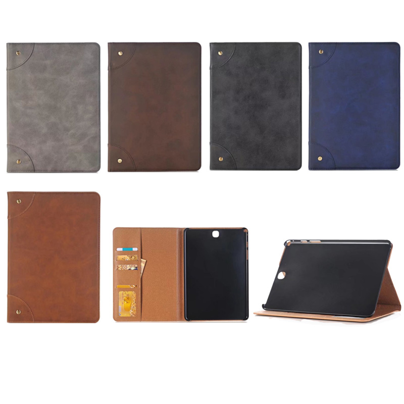 Business Leather Case for Samsung Galaxy Tab A 8.0 T350 T355 P350 P355 Tablet Support stand Cover with Card Solts like a virgin secrets they won t teach you at business school