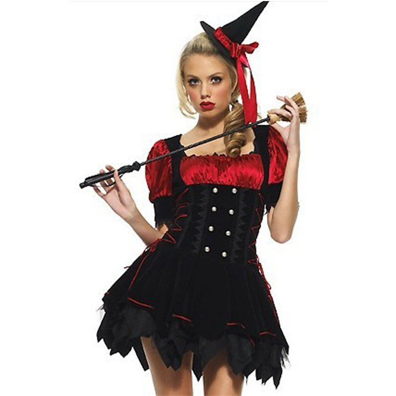 victorian halloween costumes hoodie witch costume women long dress cosplay clothes women 2016 victorian halloween costumes - Halloween Costumes Victorian