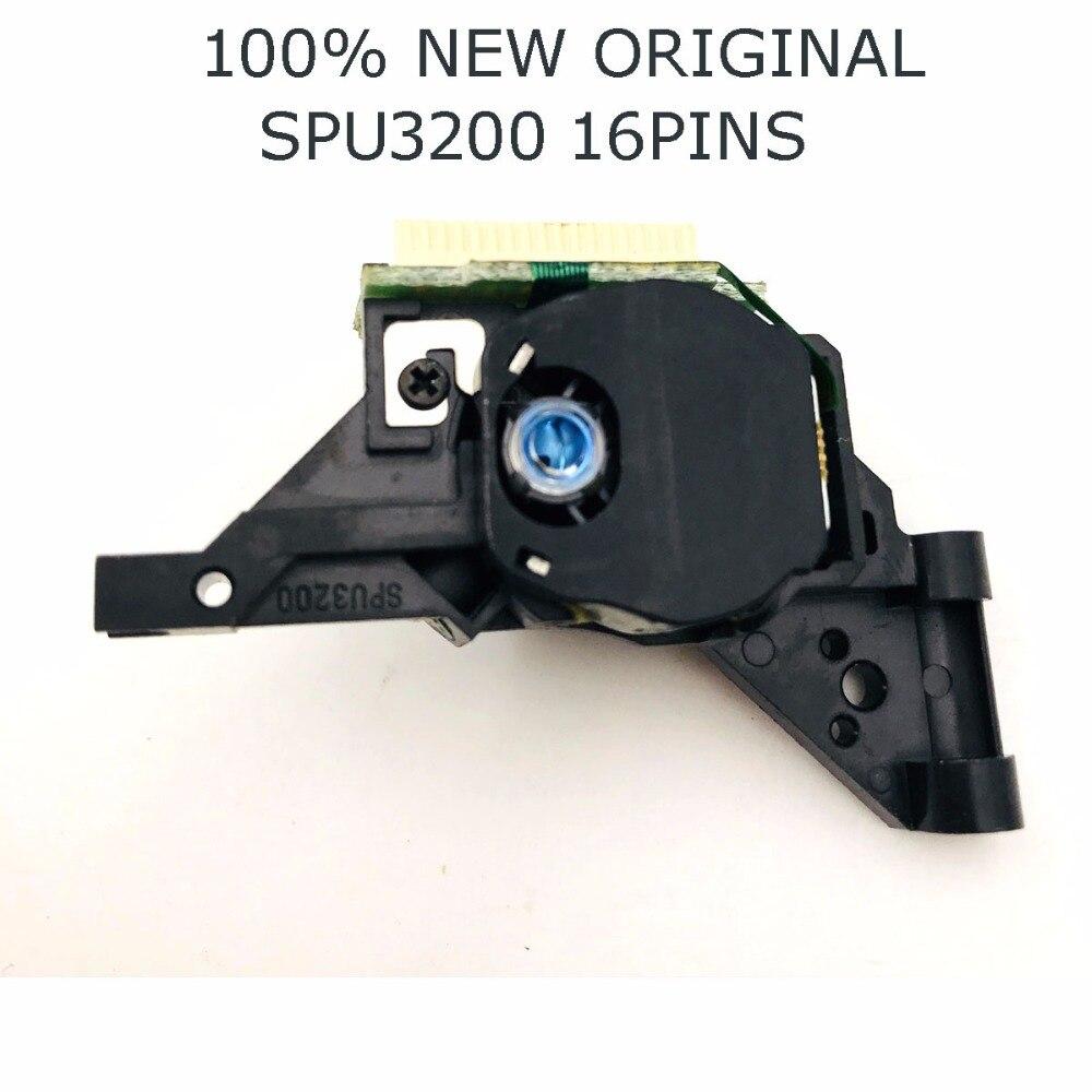 SPU3200 16PIN SPU-3200 16 P Sega Dreamcast Console de jeu lentille Laser Lasereinheit Optique Pick-up Bloc Optique