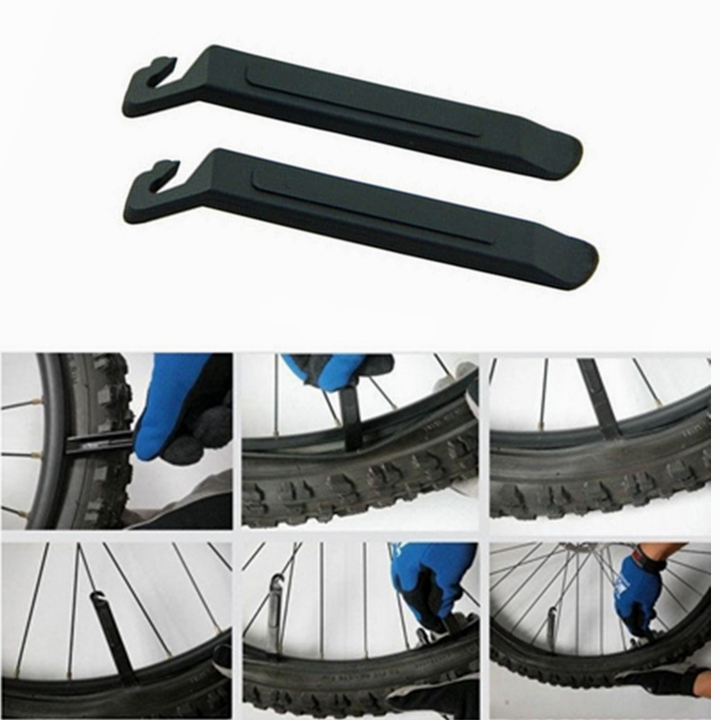 3pcs Bicycle Cycling Tire Tyre lever Bike repair Opener Breaker Tool  TPI