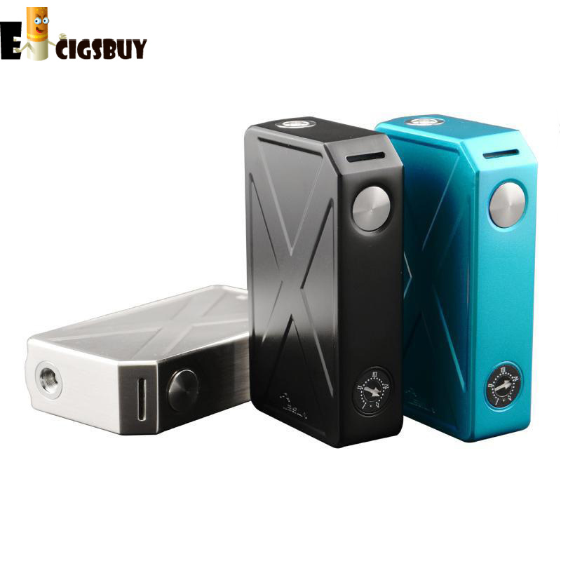 ФОТО Authentic Tesla Invader III 240W Box Mod Invader 3 E Cigarette Vape Mods Fit 18650 Battery 510 Vaporizer Tank RDA  RTA Atomizer
