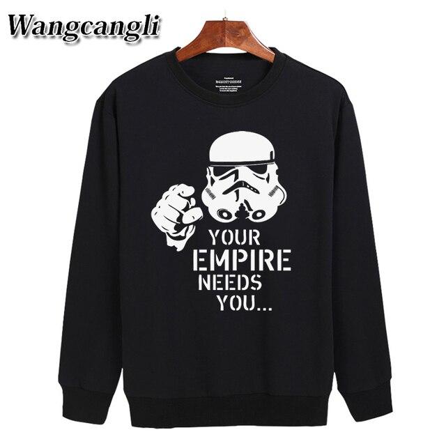 Your Empire Needs You Men Sweatshirt