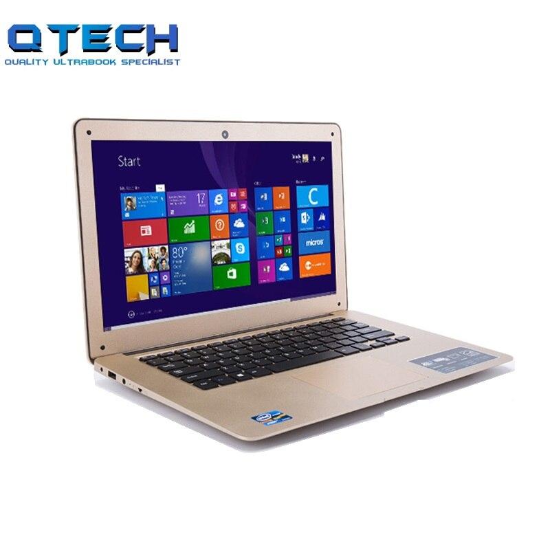 14 font b Laptop b font 8GB RAM 64GB SSD 750GB font b Ultrabook b font