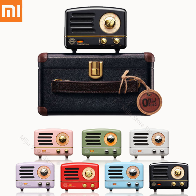 Xiaomi Mijia Elvis Fm Bluetooth Portable Speaker Mini Radio Retro Rhaliexpress: Fm Radio Log At Gmaili.net