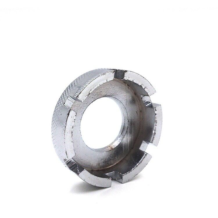Spoke wrench nipple key bike cycling wheel Rim spanner 6 way bicycle wrench PL