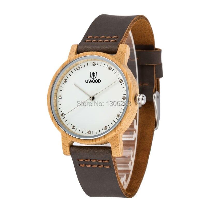 a5a611bba062 Бесплатная доставка Новое платье Мода часы женские часы 36 мм маленький  размер модные часы для женщин с из телячьей кожи ремень
