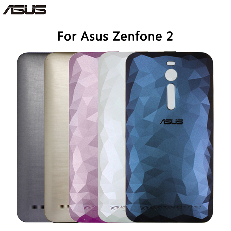 Original ASUS Telephone Cases Housing Battery Rear Door Battery Back Cover For Zenfone 2 / Deluxe ZE551ML ZE550ML With NFC