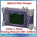 RY3303B Оптическое Волокно Ranger (100 ~ 120 КМ) простой OTDR Ручной интеллектуальный волоконно-оптических коммуникаций измерительные приборы