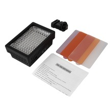 160 LED Video Photography Light For DSLR SLR For Canon For Nikon Camera DV Camcorder