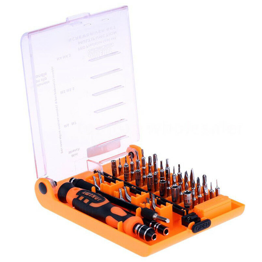 52 in 1 Multifunctional Laptop Screwdriver Set Professional Repair Hand Tools Kit for Mobile Phone Computer Repair
