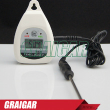 Best Buy AZ-8835 Digital LCD Display Temperature Humidity Data Logger with Probe AZ8835