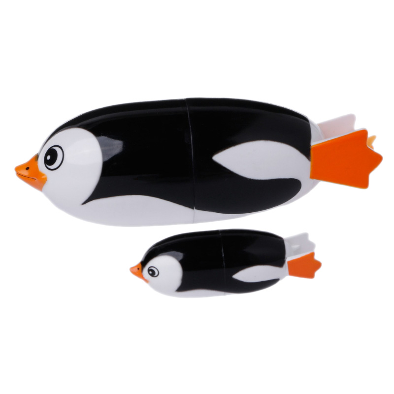 Electric Penguin Bath Toy Animal Toy Swiming Toy Baby Educational Toy