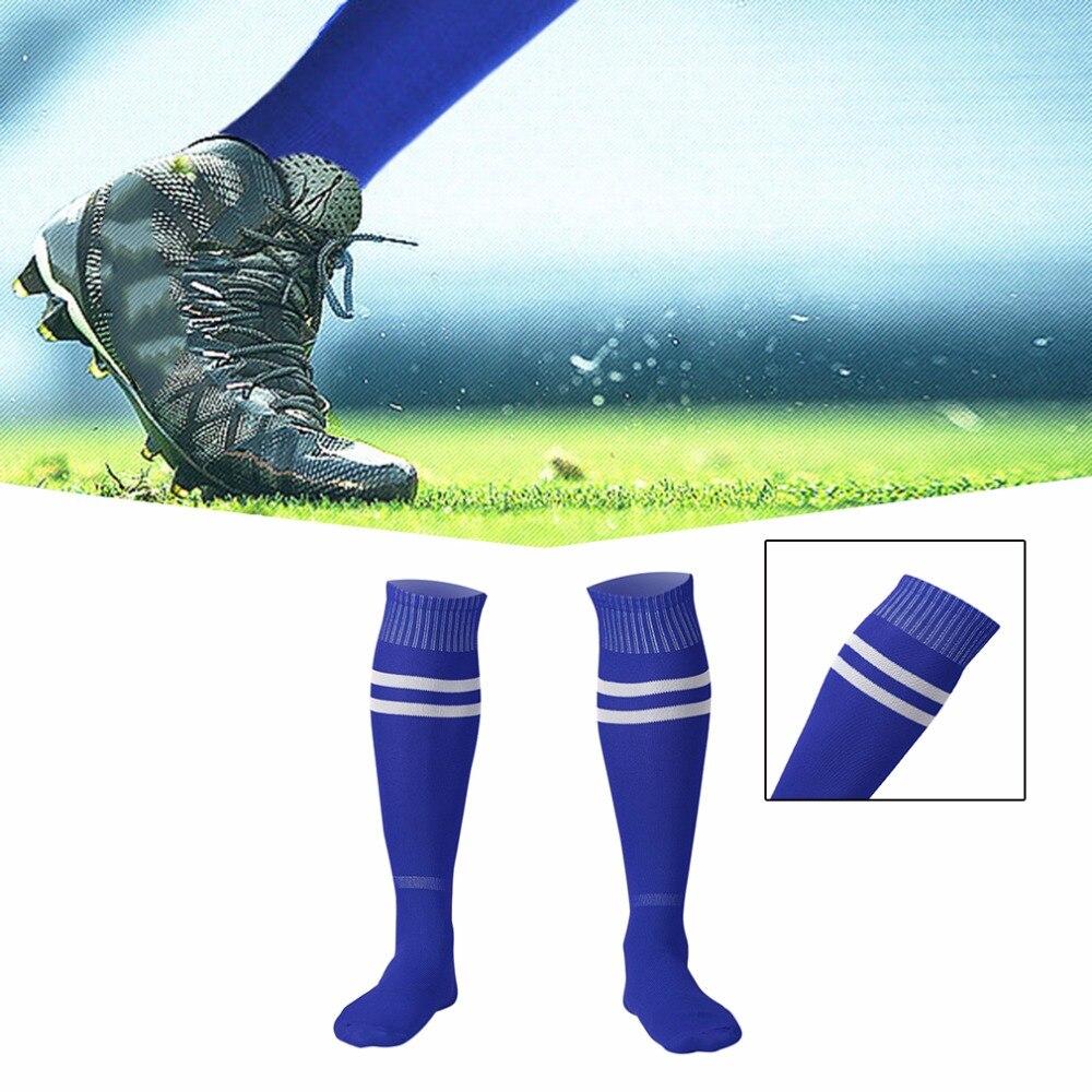 1 Pair Sports Socks Knee Legging Stockings Soccer Baseball Football Over Knee Ankle Men Women Socks Hot Sale Dropshipping