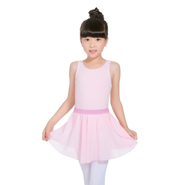 5852bfab7f41 Ballet Tutu Skirt Dress Dance Leotard for Girls Gymnastics Costume ...