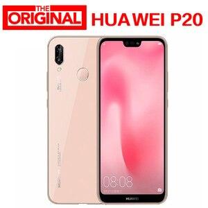 Stock!Huawei P20 Lite Global Firmware NOVA 3E Smartphone4G LTE Face ID 5.84