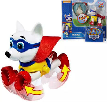 Genuine Paw Patrol Kid Toy Puppy Patrol Patrulla Canina Toys Patrol Canine Ryder Everest Chase APOLLO action figure toys Щенячий патруль