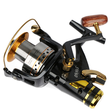 Goture Water Resistant Spinning Reel 5.2:1 9BB+1RB Long Casting Lake Feeder Carp Fishing Reel SW 5000 6000