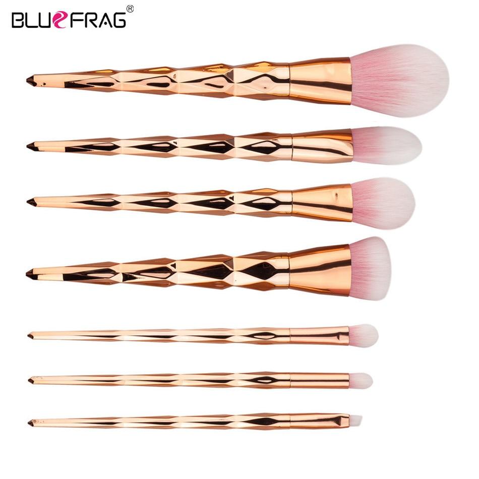 BLUEFRAG Professionele Pincel Maquiagem Make-up Penselen set - Make-up