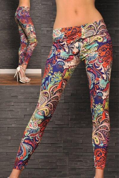 Symbol Der Marke Kostenloser Versand Sexy Leggings Fashion 2018 Verband Frauen Hosen Sommer Muster Graffiti Doodle Druck Leggings Für Frauen Rabatte Verkauf
