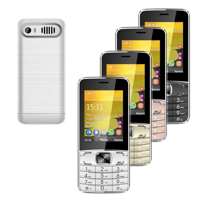 Original Anitech HUXIN RDA88X9CL Dual SIM Card Mobile Phone 28 Inch 2 Cards Standby