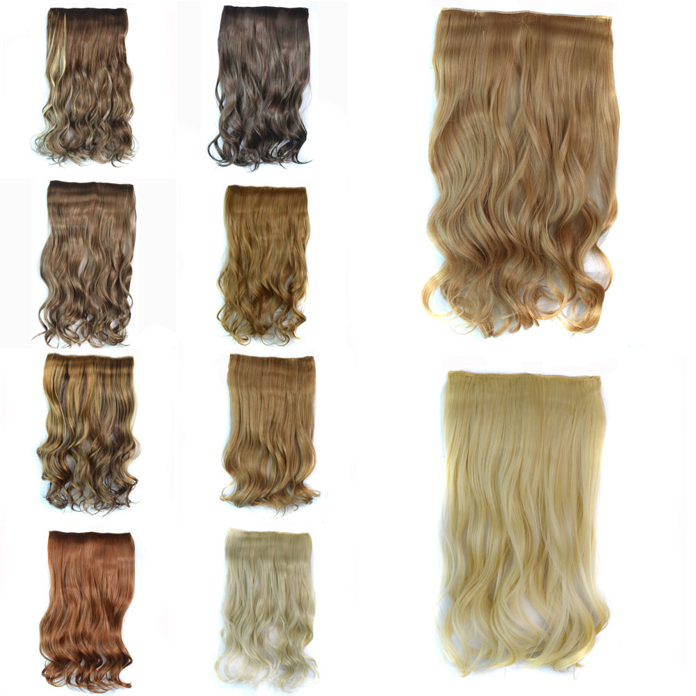 Synthetic Hair Extensions Wholesale China 25