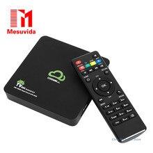 Mesuvida coowell V2 TV Box 2 г 16 г Smart Android 6.0 TV Box Amlogic S905X quad-core Поддержка Bluetooth 4.0 Dual Band Wi-Fi TV Box