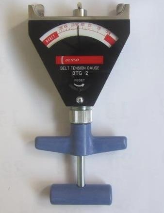 Tension Force Measuring Measurement Tension Meter BTG-2 95506 Belt Tension Gauge Band Tension Tester