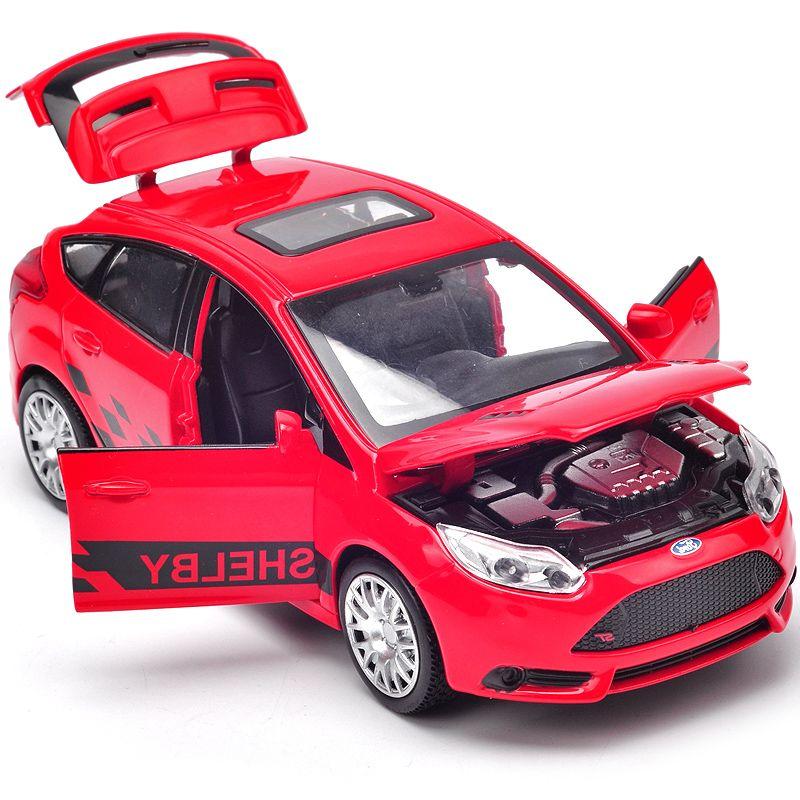 игрушка ford focus 3