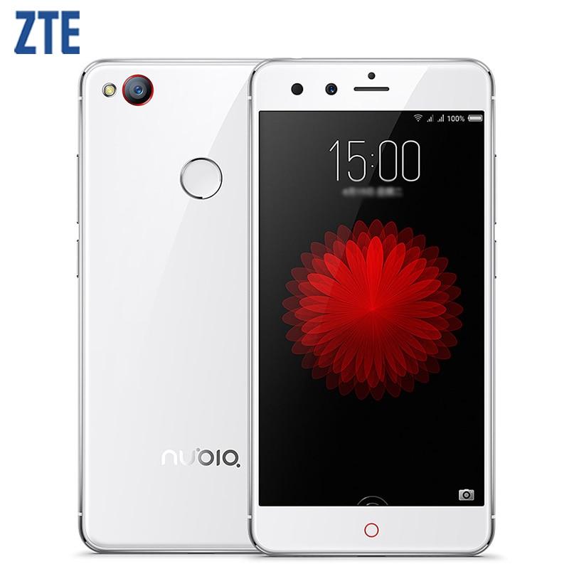 Original ZTE Nubia Z11 Mini Cell Phone 3GB RAM 64GB ROM Octa Core 5.0″ 16.0MP Camera Snapdragon 617 64bit 4G LTE  Smartphone