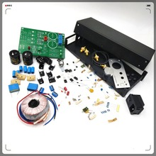 Copier lehmann schéma de circuit E 01 Audio stéréo amplificateur casque double sortie casque amplificateur casque kits bricolage