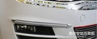 4pcs Set Car Anti Collision Strip Bumper Protector Car For FORD Fiesta Focus Escort MONDEO Taurus