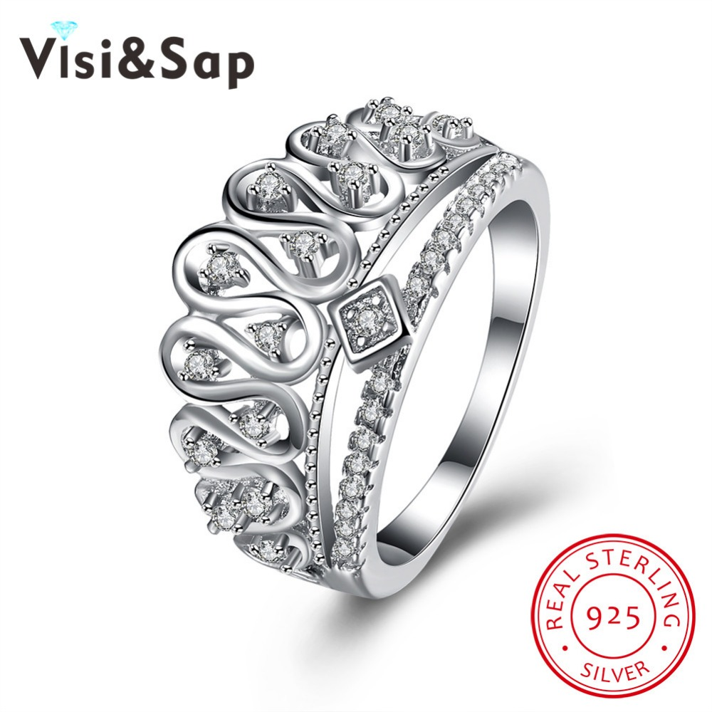 online get cheap crown ring for king and queen -aliexpress