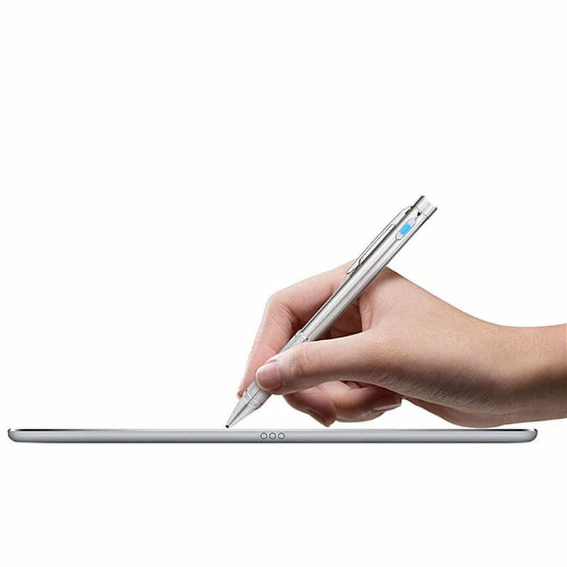 High-precision NIB 1.4mm Active Pen Capacitive Touch Screen Pen For iPad pro 10.5 inch 9.7 12.9 Pro10.5 pro9.7 Tablets Stylus active pen capacitive touch screen for lenovo miix 4 5 pro 720 7000 miix 310 320 710 300 325 stylus high precision nib 1 4mm