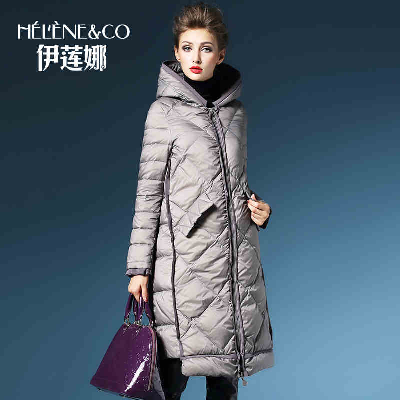 2015 new Hot winter Thicken Warm Woman Down jacket Coat Parkas Outerwear Hooded Luxury long Loose plus size XL Cold duck down туфли basic editions туфли
