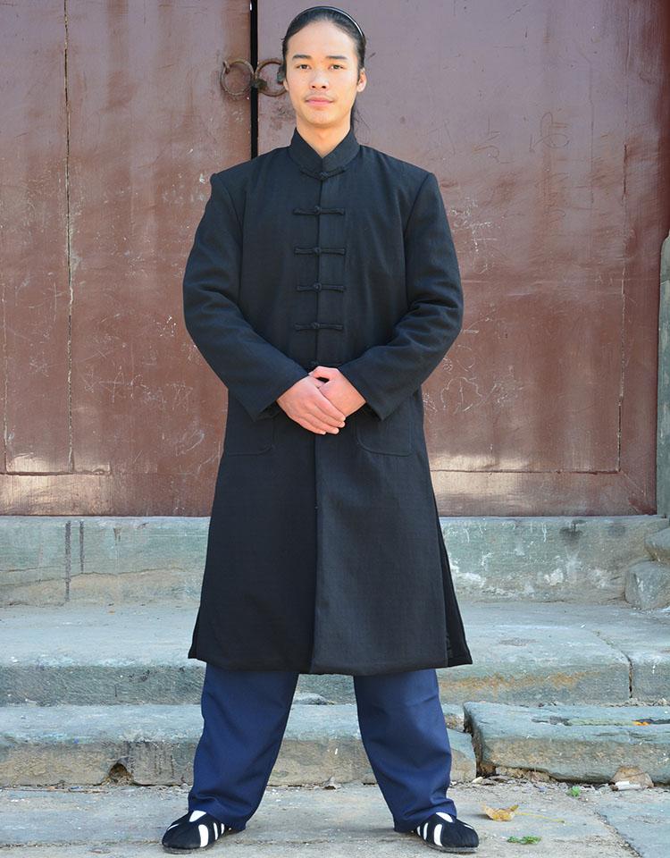Wudang Daoist Tai Ji Winter Robe