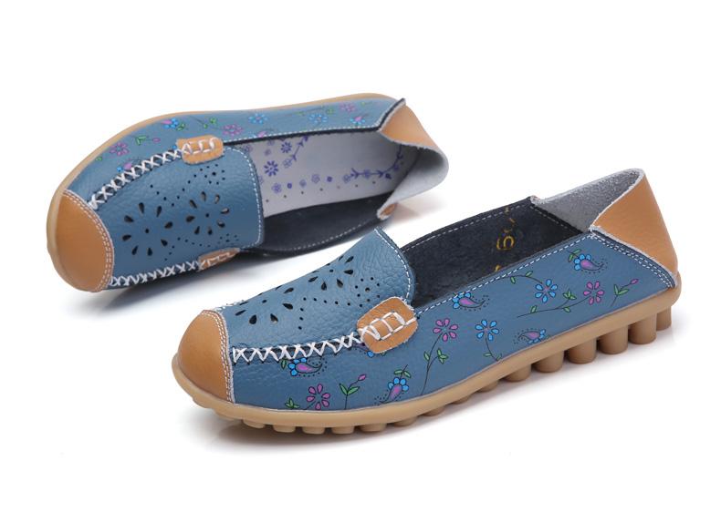 AH 3599 (19) women's loafer shoe