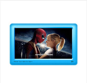 Wholesale 8G 4.3-inch high-definition touch screen MP4 mp5 Player Multi Language 4 colors available
