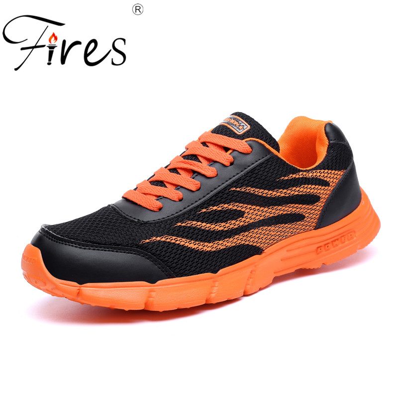 Fires Mans Sneakers for Man Running Shoes Outdoor Breathable Sports Walking Shoes Spring Summer Sneaker Lightweight Zapatillas