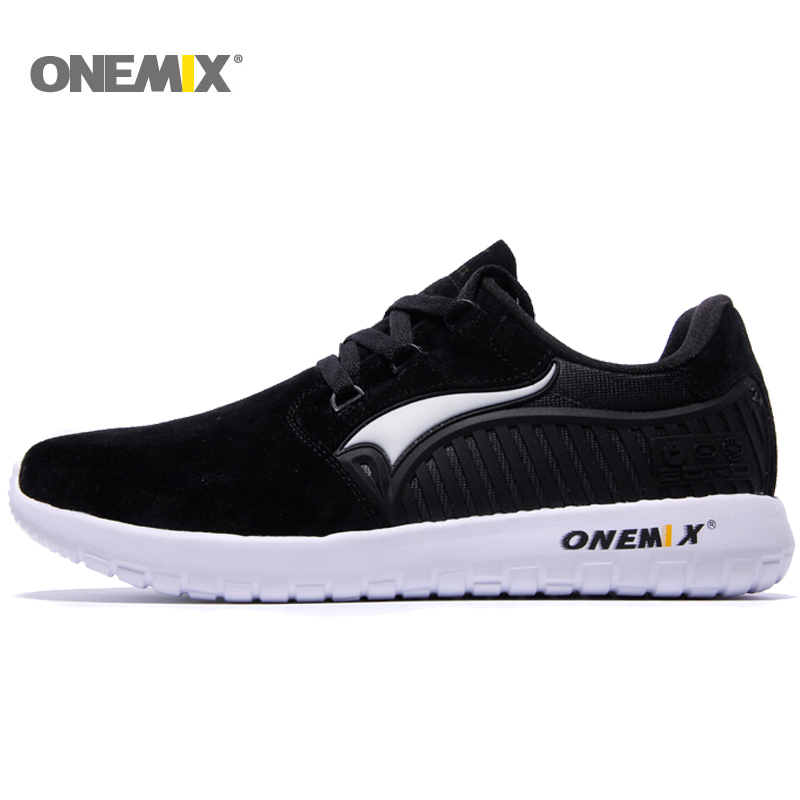 Cheap Hot Sell  Outdoor  Walking Sport Shoes For Men Running Shoes Light Women Run Sports Sneakers  Athletic All Black Red Shoe peak sport speed eagle v men basketball shoes cushion 3 revolve tech sneakers breathable damping wear athletic boots eur 40 50