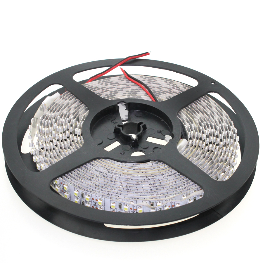 A19 Светодиодные ленты 3528 240 светодиодов/метр DC12V Высокое Яркость 3528 гибкий свет 5 м/лот без Водонепроницаемый