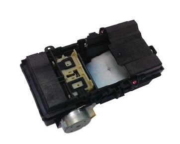 Фото Free shipping C8173-67021 C2693-67039 Complete service station assembly for the HP DeskJet 1180/1220/1280/9300 printer parts