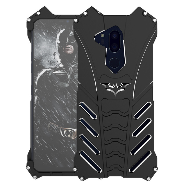 wholesale dealer 2dd11 6dacf US $16.49 45% OFF|Luxury Batman Element Metal Case For LG G7 ThinQ Cases  Thin Hard Heavy Duty Protection Back Cover For LG G7 ThinQ Bumper Case-in  ...