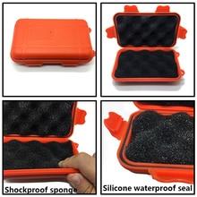 Outdoor shockproof watertight seal storage box