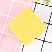 2pc/set Magnetic Blackboard/Whiteboard Eraser Sponge Convenient Magnetic Office Board